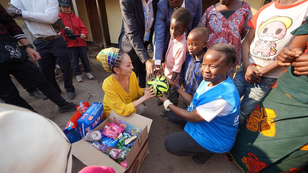 news every.でMISIAのアフリカへの活動を特集!